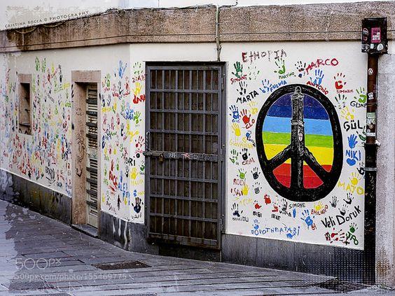 La Lanterna simbolo di Pace by roccacristina432