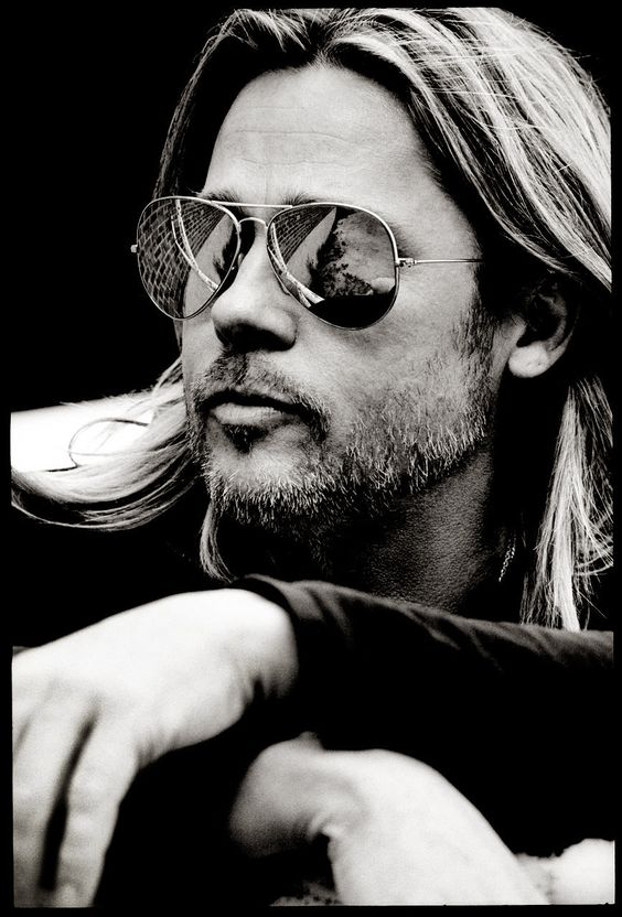 Brad Pitt...really..what a bummer...if one can drive you that far..or just a last jab to the solar plexus?