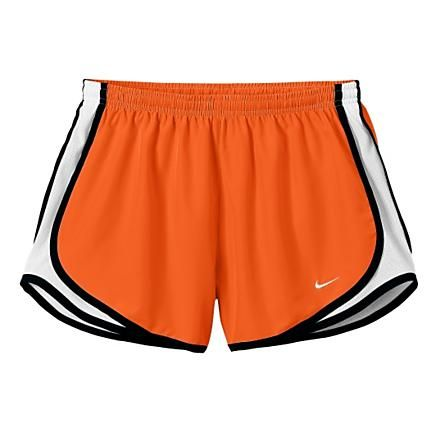 Favorite running shorts!!!! Esp in orange!! A comfy option for the gym or around town!