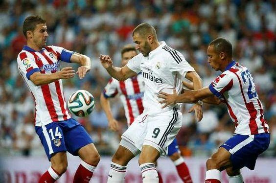 Blog Esportivo do Suíço: Real e Atlético empatam no 1º jogo da Supercopa da Espanha