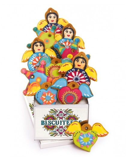 Christmas Biscuits, Tins & Boxes By Biscuiteers | Biscuiteers