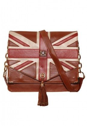 yumi union jack bag