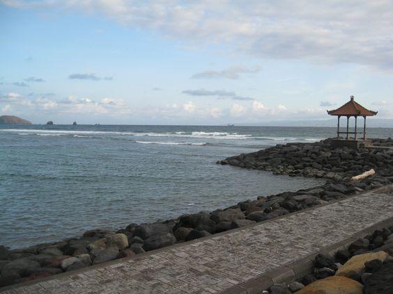 Candi Dasa area, Bali, Indonesia