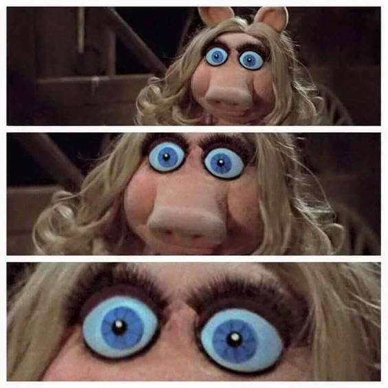 Miss piggy meme - photo#12