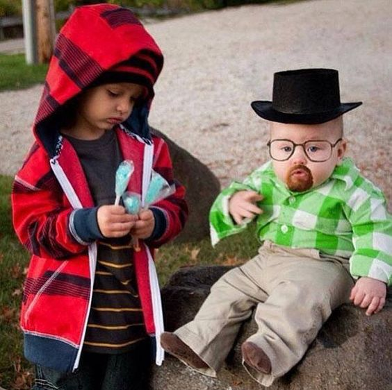 Baby Breaking Bad