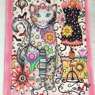 Gatinha fashion!  #creativecats