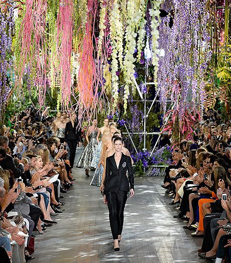 The Most Extravagant Runway Shows Of All Time via @WhoWhatWear