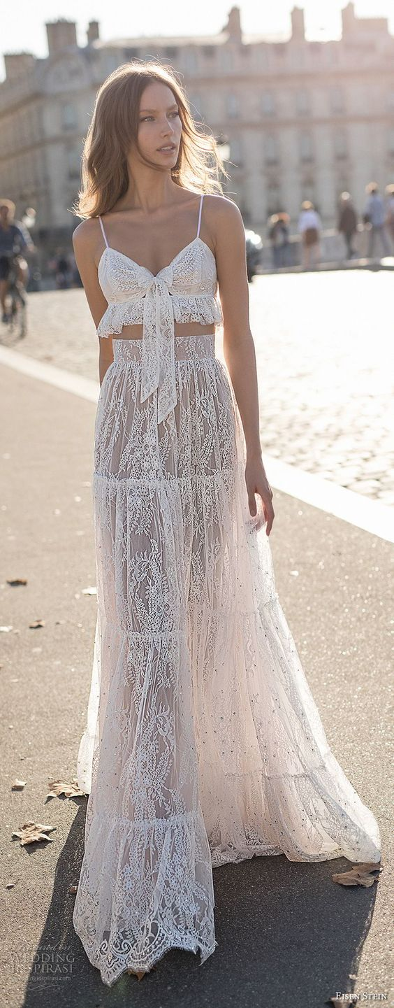 effortlessly graceful wedding dresses