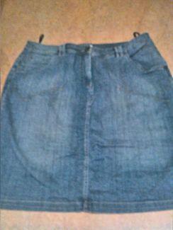 Damen Ulla Popken Jeans Rock Gr. 52 in Stuttgart - Bad-Cannstatt   eBay Kleinanzeigen