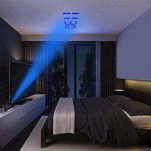 Besline 目覚まし時計 デジタル時計 Fmラジオ Usb電源式 ダブルアラーム 輝度調節 プロジェクター機能付き 壁 天井 投影 投影角度12 Radio Alarm Clock Digital Projection Projection Clock
