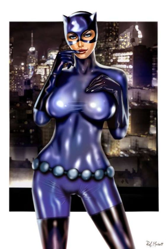 Sexy Catwoman Pictures