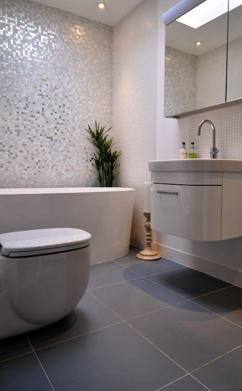 Bathroom Decor Garden Tub