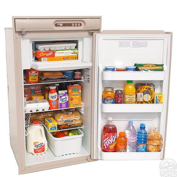 Norcold Refrigerator without Ice Machine 5.5 - Norcold Inc N510UR - Compact Refrigerators - Camping World