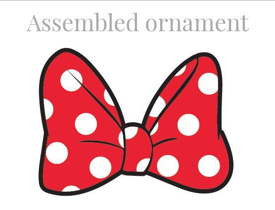 29+ Minnie mouse bow clipart free information