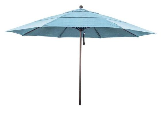 11 Foot Alto118 Upright Umbrella Patio Umbrella Patio Umbrella