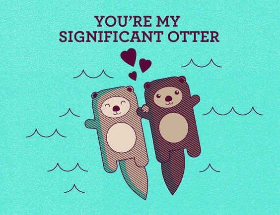 Significant otter.