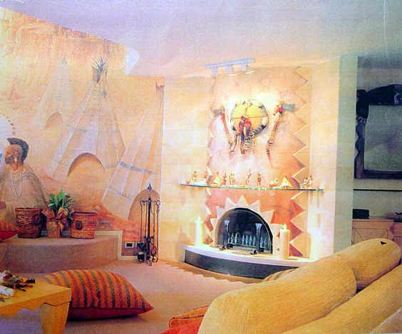 native american inspired decor | Native American Home Decor | Kitchen Layout & Decor Ideas