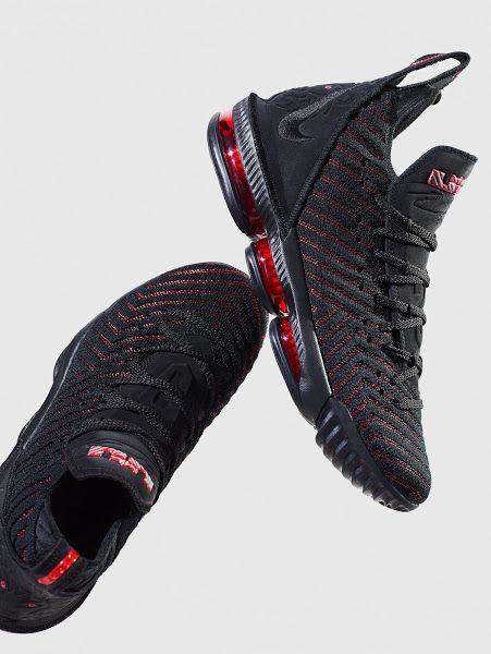 LeBron 16 Fresh Bred   Nike lebron