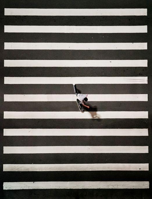 skateboarder by Fernando Martins Ferreira