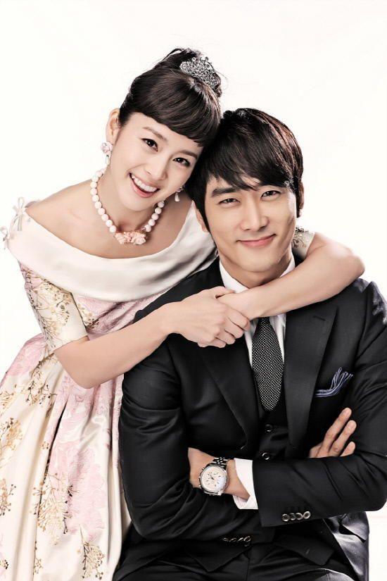 Park Hae Young (Song Seung Hun) & Lee Seol (Kim Tae Hee) My princess drama