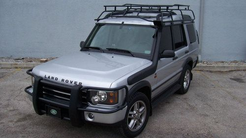 Land Rover Discovery Series Ii Voyager Roof Rack Snorkel Side Off Road Voyager Offroad Jpg Land Rover Discovery Land Rover Roof Rack