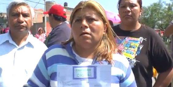 VIDEO: Ciudadanos estafados por el PRI dan su testimonio tras vender su voto y no recibir el pago