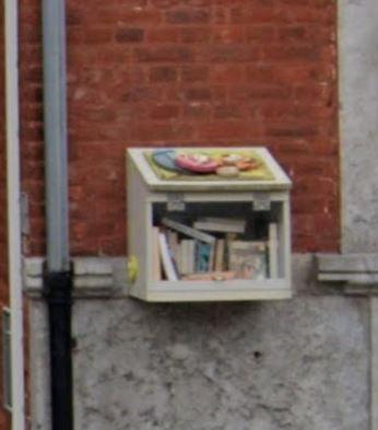 Boîte à Livres - Grand-Rechain