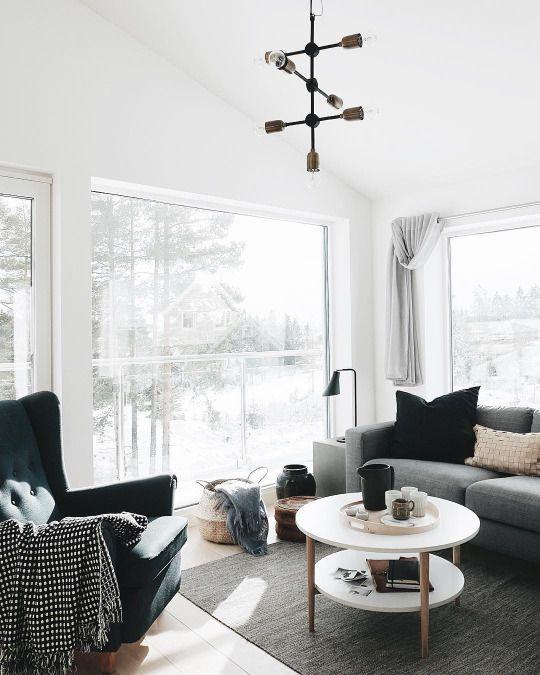 Stehlampe Wohnzimmer Ikea : Moderne stehlampen wohnzimmertische and instagram on