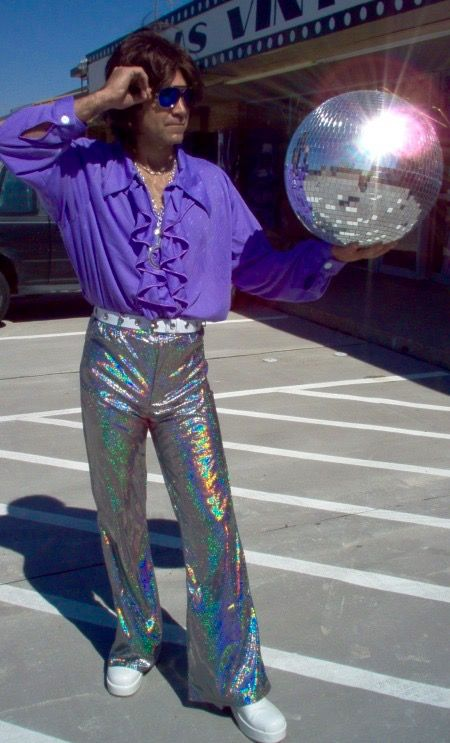 Disco costume, 70s disco outfit