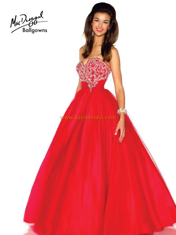 Mac Duggal 81734H - $498 In Stock | Free Shipping| 2013 Collection