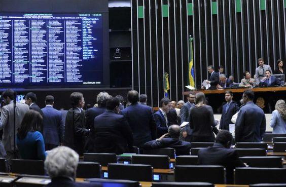 RS Notícias: Governo protocola na Câmara PEC que limita gastos ...