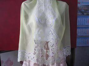 Платье с вышивкой купить ришелье!