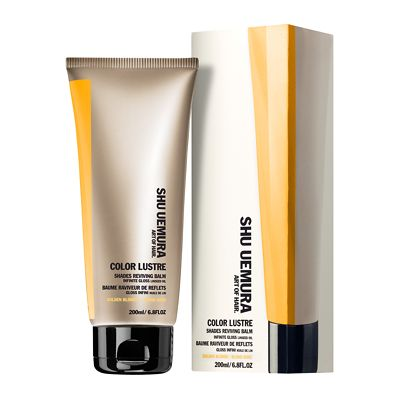 Shu Uemura Art of Hair Color Lustre Golden Blonde 200ml #feelunique #shuuemura #goldenblonde