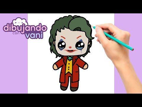 Como Dibujar Joker Paso A Paso Imagenes Para Dibujar Dibujos Faciles Kawaii Youtube Joker Kawaii Dibujos Del Joker Dibujos Lindos De Disney