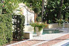Hotel Escalante Pool Courtyard