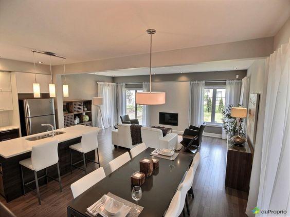 Maison neuve à vendre Hull, 48, rue du Joran - Modèle Sirocco II, immobilier Québec | DuProprio | 617088