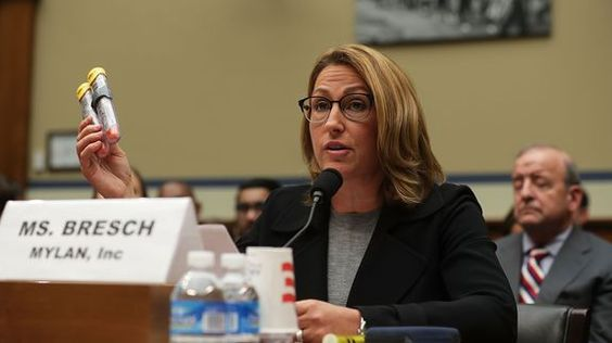 EpiPen maker Mylan is on an apology tour we saw it and it's not going well