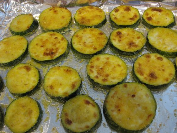 Country Style Zucchini Rounds