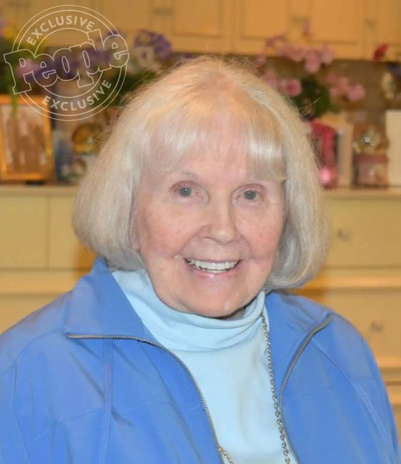 Doris Day - 96 years old 2018
