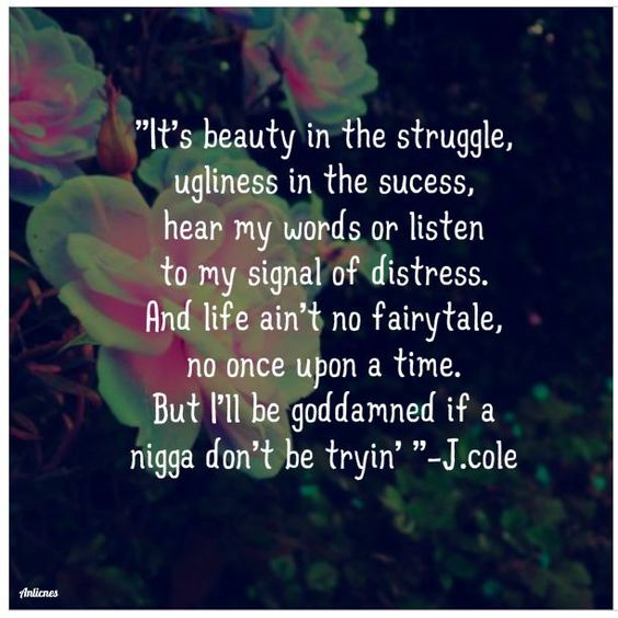 J Cole Song Quotes About Love : rap qoutes lyric quotes daddy cole lil cole block man vibin music ...