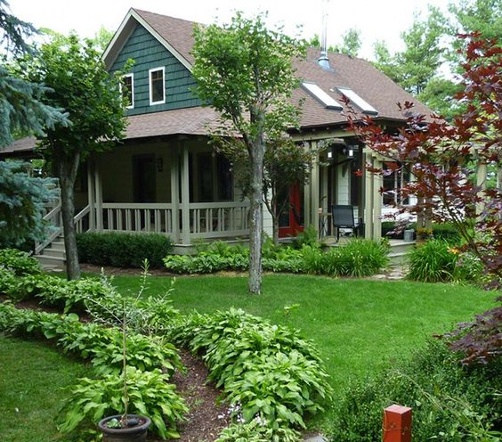 New Homes Bungalows: We Designed This Nunda, New York Bungalow Home For David