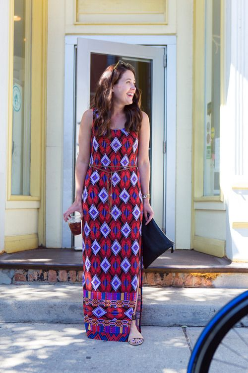 What I'd Wear: The Outfit Database  (source: Sequins and Stripes )