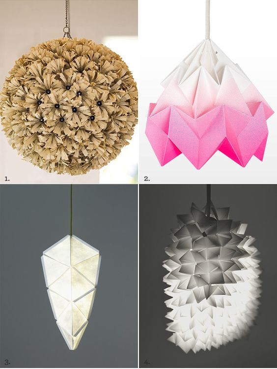 The best of the best paper light fixtures the o 39 jays best of the best and paper - Paper light fixtures ...