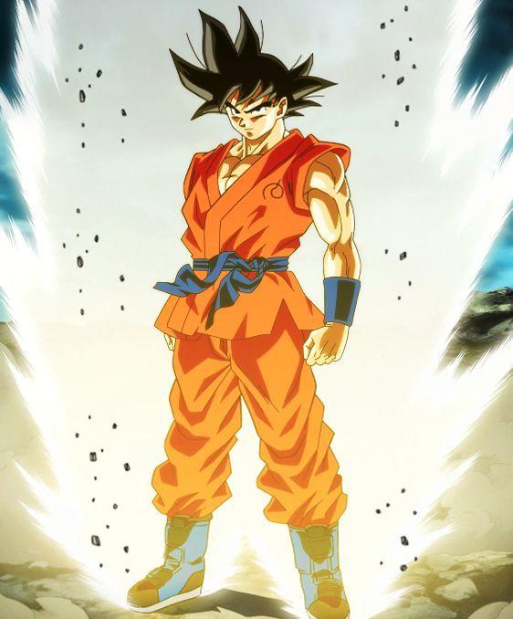 Goku Super Base Form Anime Dragon Ball Super Dragon Ball Super Goku Dragon Ball Super Manga
