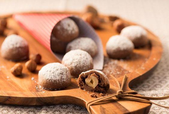 Plätzchen-Rezept Kakaokugeln :)