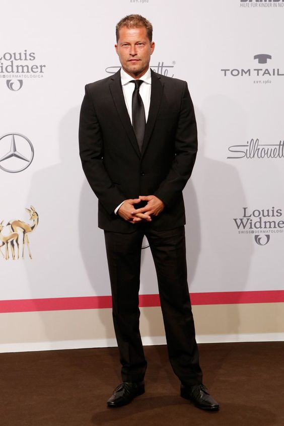 Pin for Later: Seht alle Stars bei der Tribute to Bambi Gala in Berlin Til Schweiger