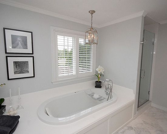 Best Benjamin Moore Wall Colours And Traditional Bathroom On 640 x 480