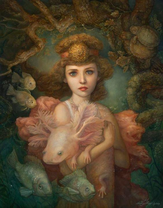 Annie Stegg, Estados Unidos.