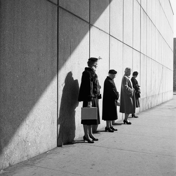 4 - Vivian Maier Ladies street