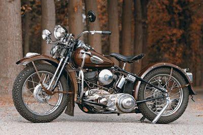 Original 1942…Harley-Davidson WLA Flathead by Thunderbike